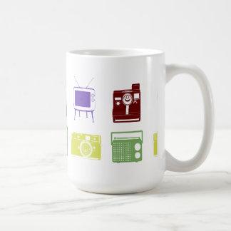 Retro Classics Coffee Mug