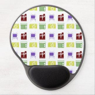 Retro Classics Gel Mouse Pad