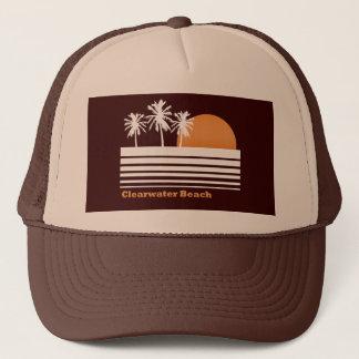 Retro Clearwater Beach Hat
