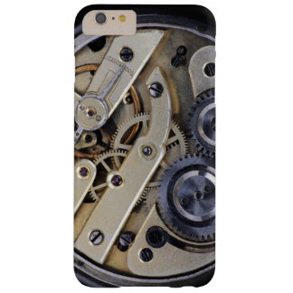 Retro Clockwork mechanism design Barely There iPhone 6 Plus Case