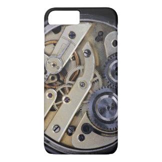 Retro Clockwork mechanism design iPhone 7 Plus Case