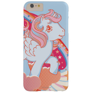 Retro Clouds  Design Barely There iPhone 6 Plus Case