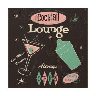 Retro Cocktail Lounge art
