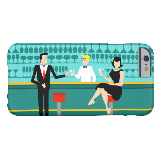 Retro Cocktail Lounge iPhone 6 Barely There Case