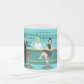 Retro Cocktail Lounge Mug