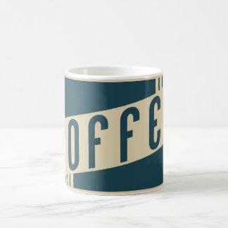 retro coffee coffee mug