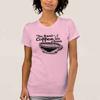 Retro Coffee T-Shirt