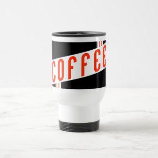 retro coffee travel mug