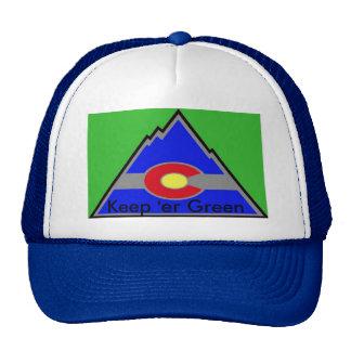 Retro Colorado Trucker Hat