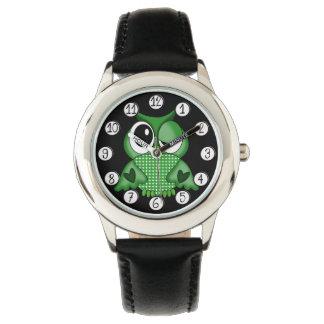 Retro Colorful Beautiful Boho Owl Wristwatch
