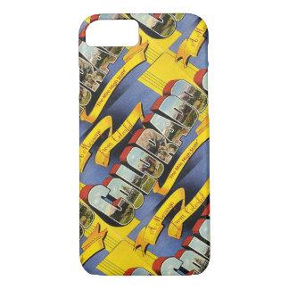 Retro Colorful Colorado iPhone 8/7 Case