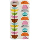 Retro Colorful Nests iPhone 6 Case