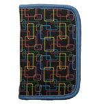 Retro Colorful Rectangle Digital Design Planner