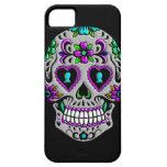 Retro Colorful Sugar Skull iPhone 5 Covers