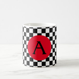 Retro Colors - Red #1 Mug