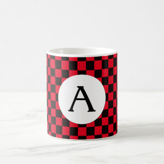 Retro Colors - Red #2 Mug