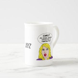 RETRO COMICS custom mugs