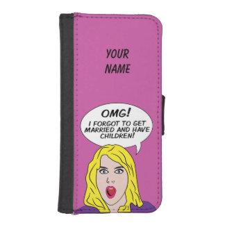 RETRO COMICS custom wallet cases