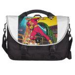 Retro Comics! Laptop Messenger Bag