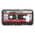 Retro Compact Audio Cassette | DJ Best Gifts Samsung Galaxy S7 Case