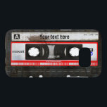 "Retro Compact Audio Cassette | DJ Best Gifts Samsung Galaxy S7 Case<br><div class=""desc"">Funny retro compact audio cassette makes you smile. Easy personalize it,  have fun and offer happiness. Best gift for the musican,  music lover and everyone.   Oryginal illustration was created by fuzzimo from http://www.fuzzimo.com. Special modified by OutOfLimits.</div>"
