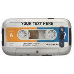 Retro Compact Audio Cassette Samsung Galaxy S3 Samsung Galaxy S3 Covers