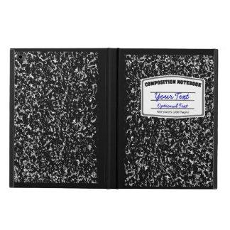 Retro Composition Notebook School Dayz Powis iPad Air 2 Case
