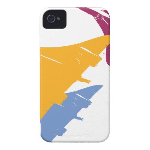 Retro Concorde Jet Airplane Aviation Flight Design iPhone 4 Case-Mate Case