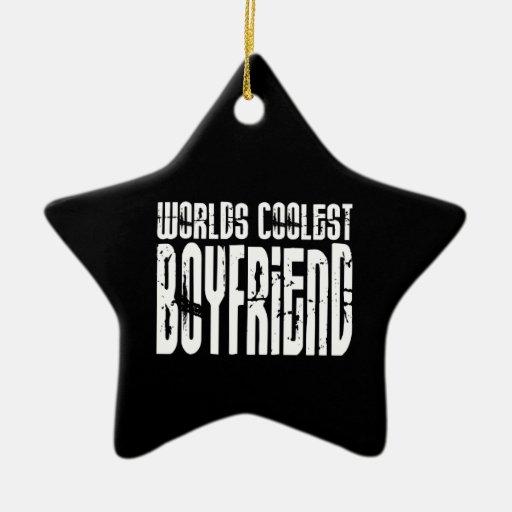 Retro Cool Boyfriends : Worlds Coolest Boyfriend Ornaments