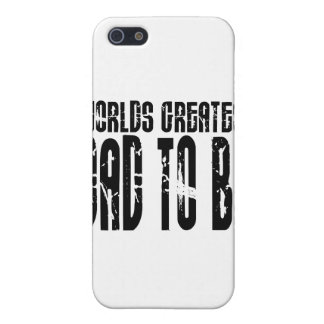 Retro Cool Dads to Be : World's Greatest Dad to be Covers For iPhone 5