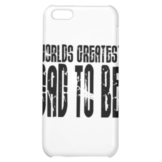 Retro Cool Dads to Be : World's Greatest Dad to be iPhone 5C Cover
