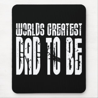 Retro Cool Dads to Be : World's Greatest Dad to be Mouse Pad