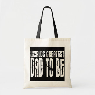 Retro Cool Dads to Be : World's Greatest Dad to be Tote Bag