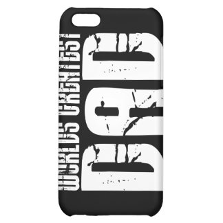 Retro Cool Dads : World's Greatest Dad iPhone 5C Cover