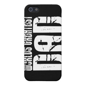 Retro Cool Dads : World's Greatest Dad iPhone 5 Covers