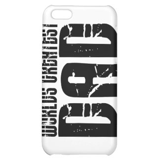 Retro Cool Dads : World's Greatest Dad Cover For iPhone 5C