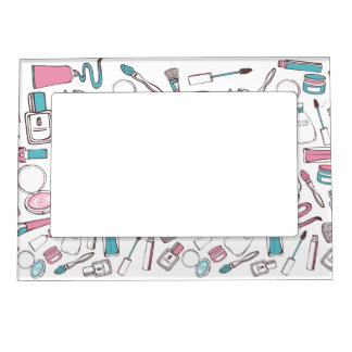 Retro Cosmetics - 1 - Frame Picture Frame Magnet