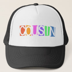 Retro Cousin Trucker Hat