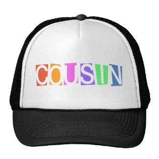 Retro Cousin Trucker Hat
