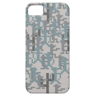 Retro Cowboy Digital Camo iPhone SE/5/5s Case
