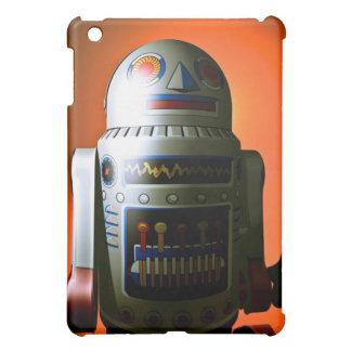 Retro Cropped Toy Robot 02 Speck Case iPad Mini Cover