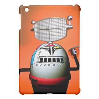 Retro Cropped Toy Robot 03 Speck Case Case For The iPad Mini