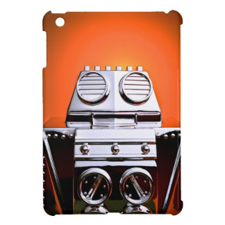Retro Cropped Toy Robot 04 Case For The iPad Mini