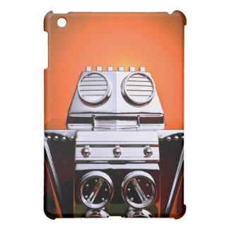 Retro Cropped Toy Robot 04 Speck Case iPad Mini Cases