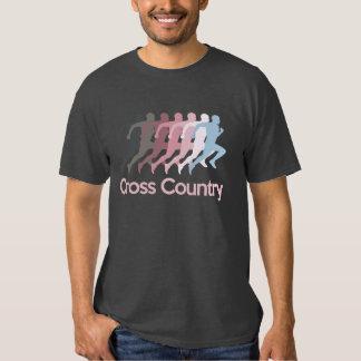 Retro Cross Country T-Shirt