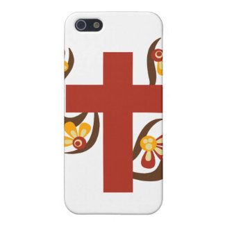 Retro Cross Covers For iPhone 5