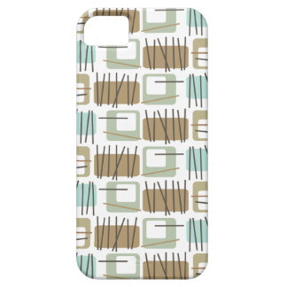 Retro Crosshatch Patterned Case-Mate ID™ iPhone 5
