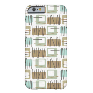Retro Crosshatch Patterned ID™ iPhone 6 case