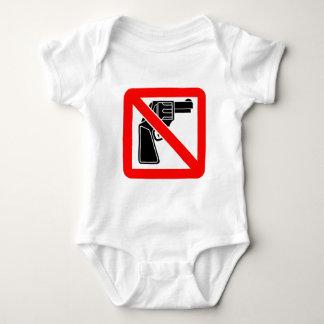 retro CSGV logo Baby Bodysuit