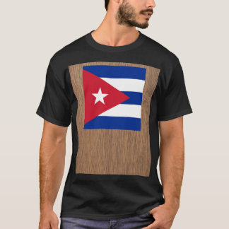 Retro Cuba Flag T-Shirt
